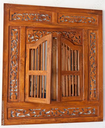 Papier peint miroir marocain habitation for Decoration fenetre marocaine
