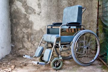 single wheelchair