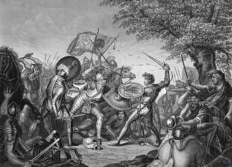 Battle of Humbleton Hill