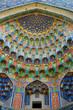 Abdul Aziz Madrassah Fresco in Bukhara