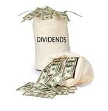 bag of dividends poster