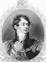 George IV King of Great Britain