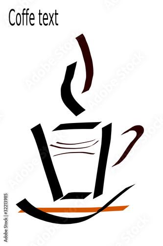 Taza de café en vectores