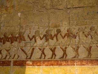 Mortuary Temple of the female Pharaoh Hatshepsut Luxor Egypt