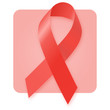 Awareness Ribbon - Red