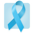 Awareness Ribbon - Light Blue