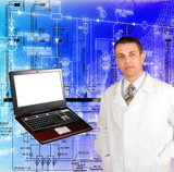 Engineering designing of systems of automation poster
