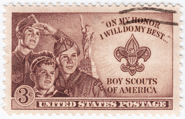 USA show Boy Scouts of America
