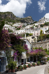 Amalfi Coast village