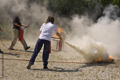 Brandschutzübung-2