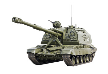 MSTA-S 2S19 152mm Self-Propelled Howitzer