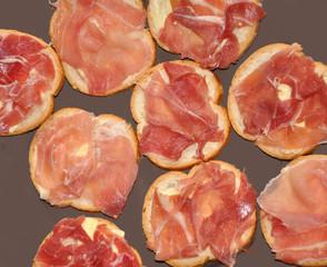toats jambon