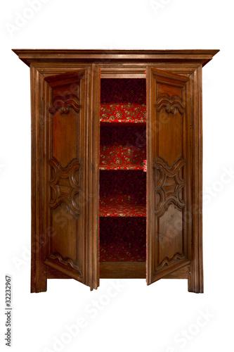 alter schrank von by studio lizenzfreies foto 32232967 auf. Black Bedroom Furniture Sets. Home Design Ideas