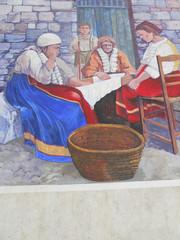 murales: scene di vita popolare