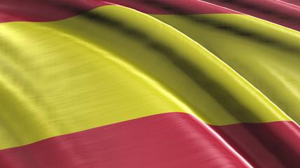 Viva Espana! High-Quality Flagge Spanien