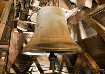 Notre Dame Bell