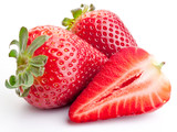 Fototapety Appetizing strawberry.