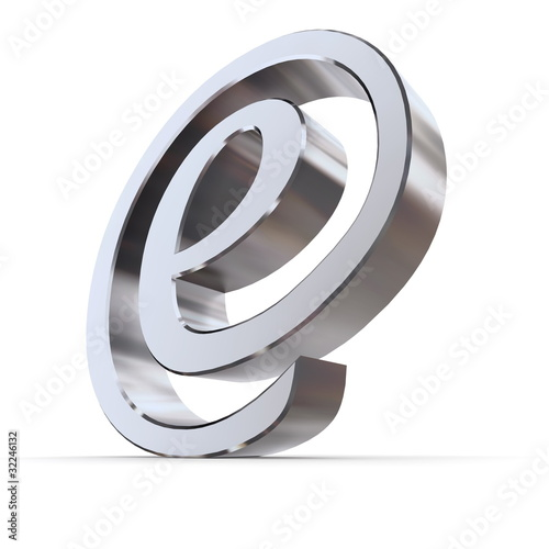 Shiny Curved e-AT Symbol