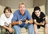 Video Gamers - Surprised poster