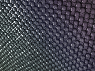 Abstract pimply Carbon fibre