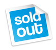 Sold out Button