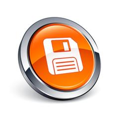 icône bouton internet disquette sauvegarde