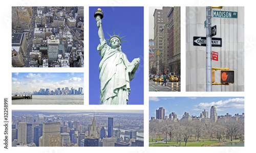 New York Collage 2