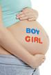 Gender - pregnancy