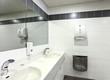 dettaglio, interno do bagno pubblico