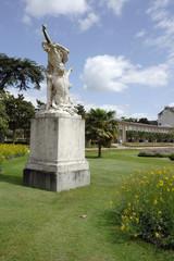 statue de parc municipal