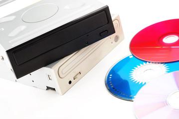 LETTORI DI CD E DVD