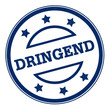 DRINGEND button