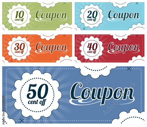 Coupon Set