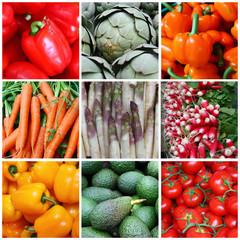 Composition 9 légumes
