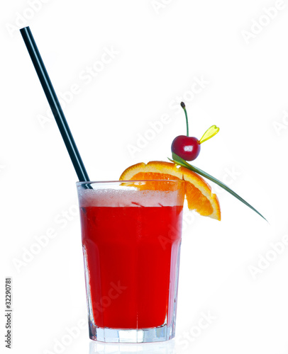 napój koktajlowy