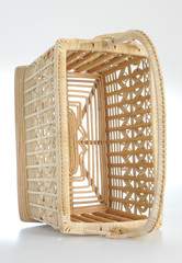 Thai Wicker basket.