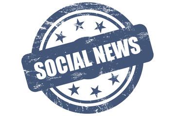 Sternen Stempel SOCIAL NEWS