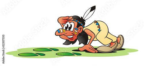 Indian Footprints Tracker