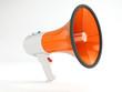 Megafon signal orange