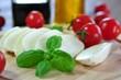 Tomaten, Mozzarella