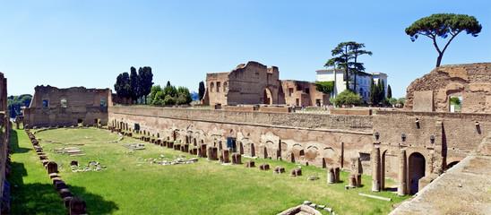 Palatino, Stadio Palatino, Roma