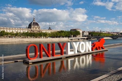 only lyon - 32322540