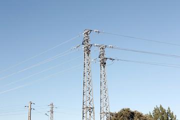 High Voltage Pylon Derivation