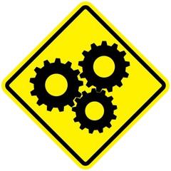 Process Sign