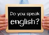 Fototapety Do you speak english ?