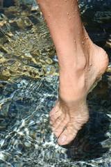 Kneipp - Therapie / Fuß