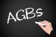 AGBs - Allgemeine Geschäfts Bedingungen