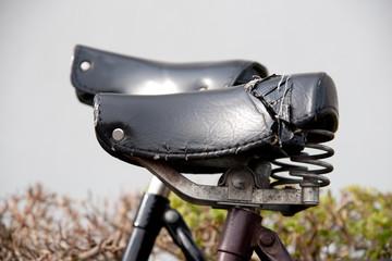 Used bike saddles