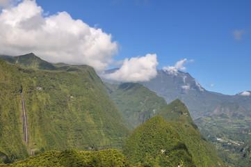 forêt de dioré, cirque de Salazie, Réunion