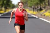 Fototapety Running sport man